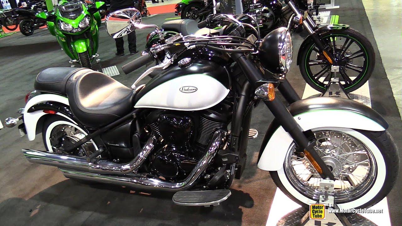2015 kawasaki vulcan 900 classic special edition walkaround 2015 salon moto de quebec youtube. Black Bedroom Furniture Sets. Home Design Ideas