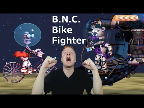 AIRPLANES AND POKER CHIPS OF DEATH | B.N.C. BIKE FIGHTER - LEVEL 4