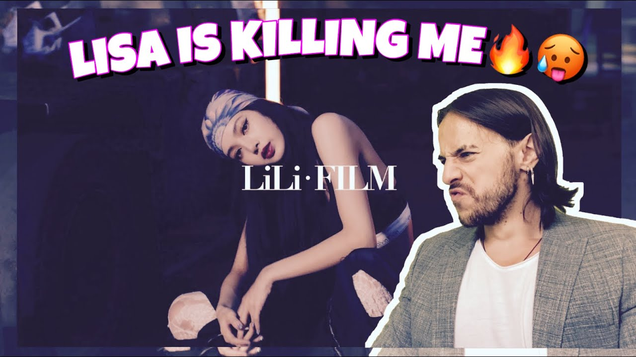 LISA KILLIN ME😭😭😭!! LILI's FILM #4 - LISA Dance Performance Video I DANCER REACTION  #BLACKPINK