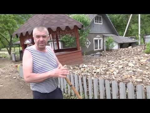 Нищівна стихія: з'явилося відео негоди у Карпатах
