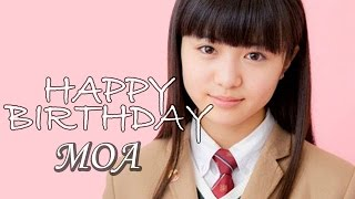 Happy Birthday Kikuchi Moa ( 菊地 最愛 ) / MOAMETAL [ Sakura Gakuin...