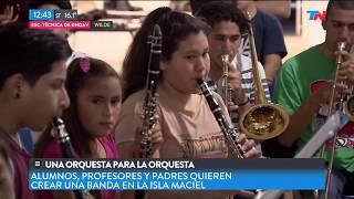 Una Orquesta Para La Orquesta