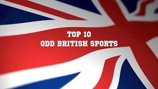 Top 10 rather odd British sports