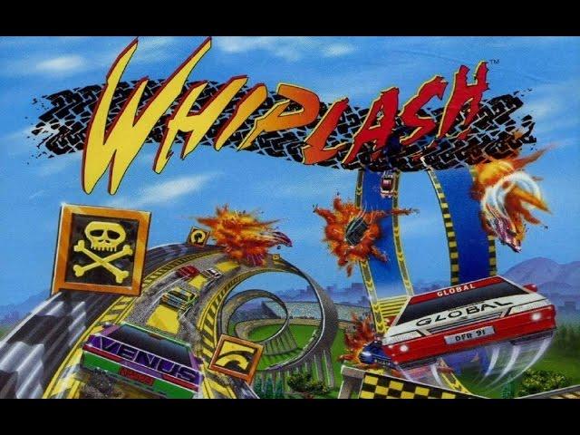 PC Classics Month 6/22: Whiplash aka Fatal Racing