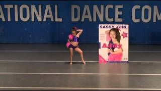 6 yr old dance solo addy watson kar