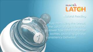 Munchkin Latch Bottles