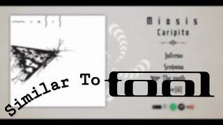 MIOSIS - Caripito | PROG-ROCK (Toolish) | FULL ALBUM 2015!