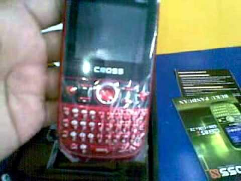 HP CROSS CB 85 T