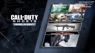 Call of Duty Ghosts DLC#1: Onslaught Análisis Sensession 1080p