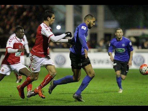 Coupe de France, 32èmes : FC Chambly-Stade de Reims (4-1), les buts !