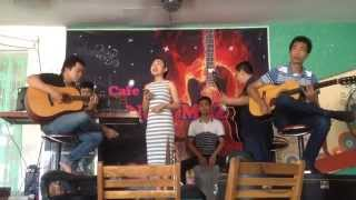 SDBAND - Testing - Giận Anh ( Acoustic Cover)