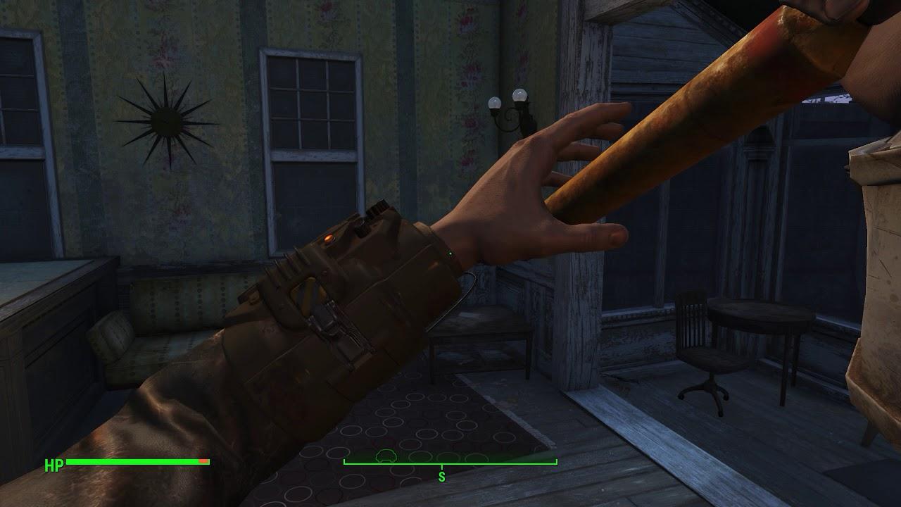 Fallout 4 Stuck Inside Covenant Shop Youtube
