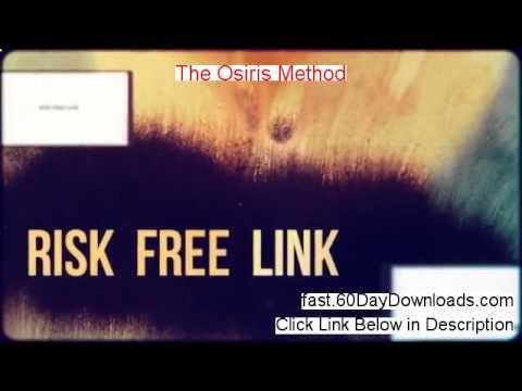The Osiris Method Pdf