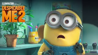 "Despicable Me 2 - Mini Movie ""Panic in the Mailroom"" - Illumination"