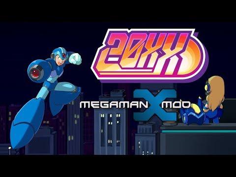 20XX Megaman Mod Complete Run