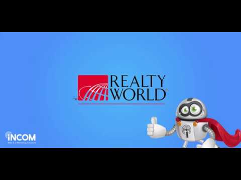 Realty World - Real Estate Website and Dashboard Overview