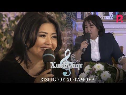 Tolibjon Isroilov - Rislig'oy Xotamova (Xushvaqt) | Толибжон Исроилов - Рислигой Хотамова (Хушвакт)