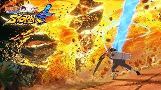 Naruto Shippuden: Ultimate Ninja Storm 4 Indonesia - KEMATIAN UCHIHA MADARA! #1 | ZimzAjaib