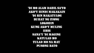 Pusong Bato - Jovit Baldivino (Full) With Lyrics