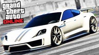 GTA Online - Pfister Neon [The Doomsday Heist]