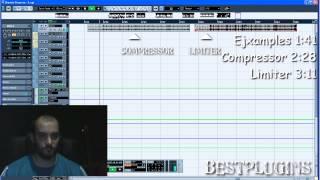 Compressor vs Limiter - Differences
