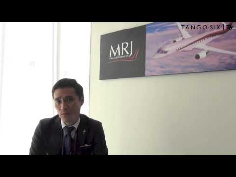 Interview with Mitsubishi Aircraft Corporation Europe CEO