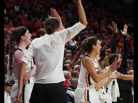 Oregon State Women's Basketball: Highlights Vs Cal
