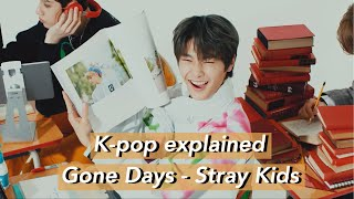 Download STRAY KIDS GONE DAYS Explained || The Ultimate OK Boomer Song??