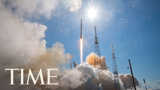 Follow-Up SpaceX Rocket Launch From NASA's Kennedy Space Center Successful | TIME