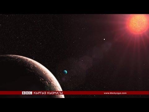 Жаңы табылган планеталар - BBC Kyrgyz