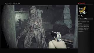 Resident Evil 7 Demo Stream - Preview (Or WTF AM I DOING?)