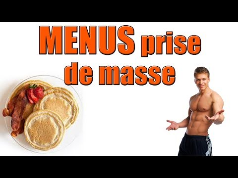 Programme alimentaire complet pour gagner du MUSCLE ! ksCoaching