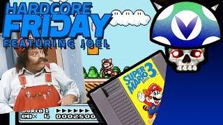 [Vinesauce] Joel - Hardcore Friday: Super Mario Bros. 3