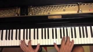 Tutorial piano y voz Cuando me enamoro ( Andrea Bocelli )