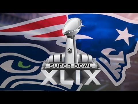 Simulación del NFL Super Bowl XLIX
