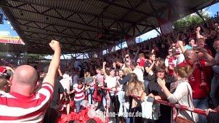 Union Berlin vs. Fortuna Düsseldorf (1:1 - 26.07.2015) Torjubel zum Ausgleich