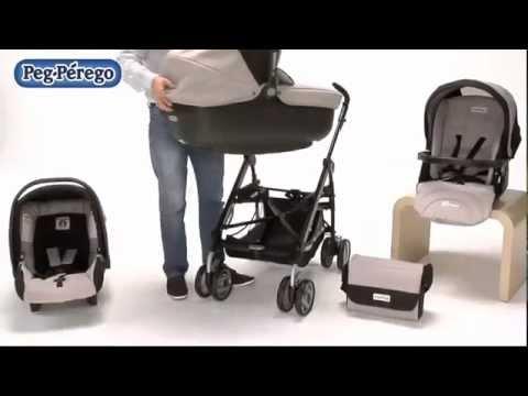 Pliko Switch Stroller Peg Perego - Bimbomarket 9105046104