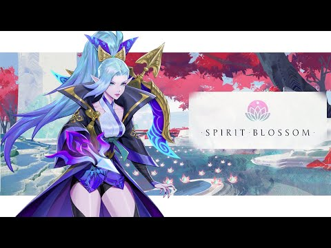 Spirit Bonds: Vayne - League of Legends: Spirit Blossom 2020