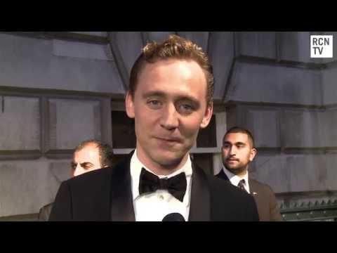 Red Carpet News Flash Tom Hiddleston Channel Trailer
