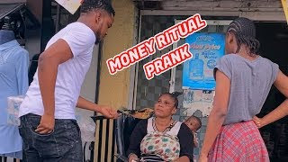 TIPPING AFRICANS', MIRROW RITUAL PRANK (Zfancy)