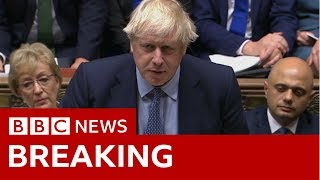 Boris Johnson says Supreme Court 'wrong' over Parliament suspension - BBC News