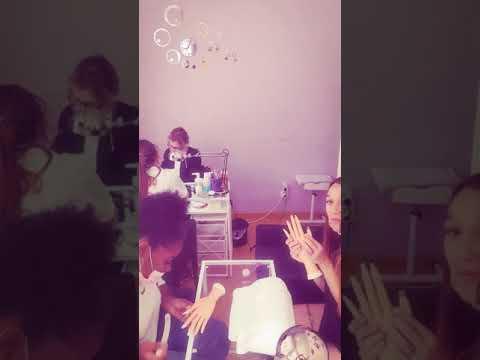 Curso Uñas De Gel Y Porcelana En Madrid Centro De Estetica