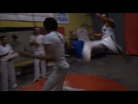 Awesome Whey Presents Cross Country Fitness Episode 3 - Cativeiro Capoeira Jamaica
