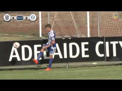 Adelaide City versus West Adelaide