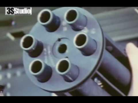 Скорострельное оружие ч.3