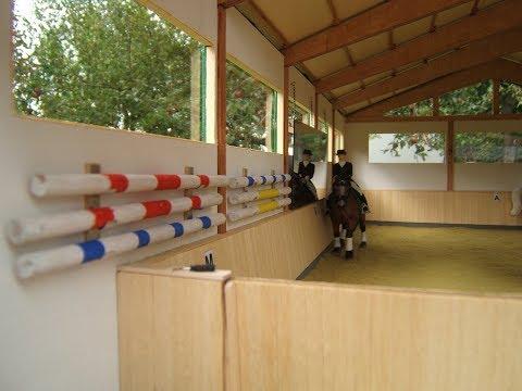 p nn reithalle modern zu verkaufen f r modellpferde modell horses riding hall youtube. Black Bedroom Furniture Sets. Home Design Ideas