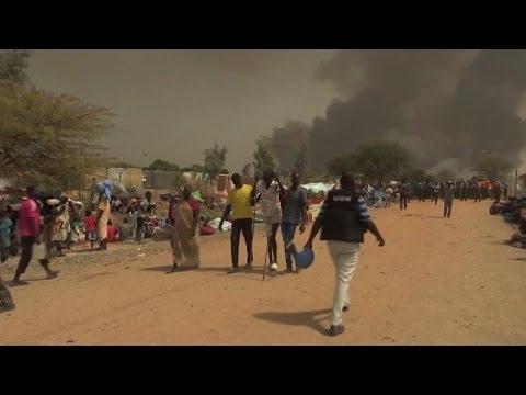 Fight at U.N. compound in South Sudan kills five - U.N. mission
