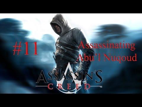 assassin's-creed:-the-secret-crusade-episode-11---assassinating-abu'l-nuqoud