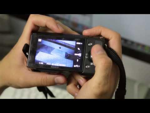 Sony NEX tutorial