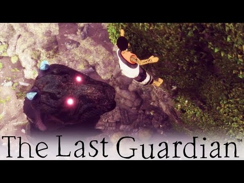 The Last Guardian - Angry Beast (15)